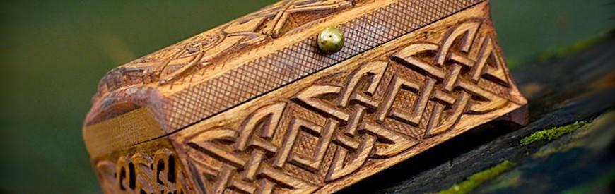 Boîtes artisanales ou boîtes fantaisies : Kementari Shop