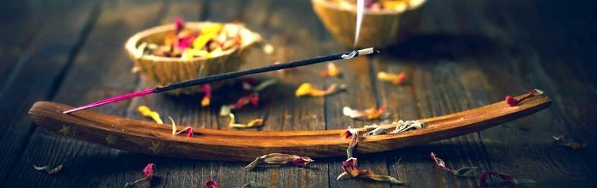 Brûle encens et encensoir : Kementari Shop
