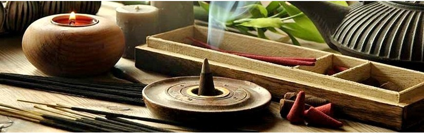 Incense in cones