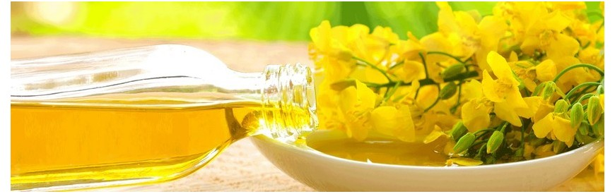 100% natural vegetable oils
